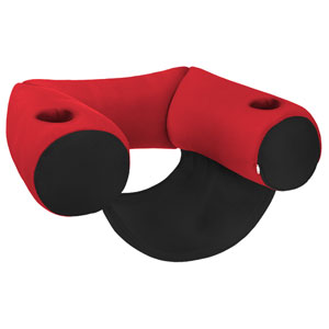 Sling Pool Float Red and Black