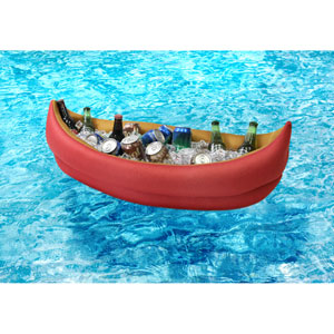 Brewski Canoeski Floating Cooler