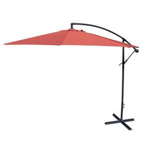 Melon Offset Umbrella