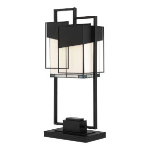Tellason Mosaic 24-Inch One-Light Table Lamp