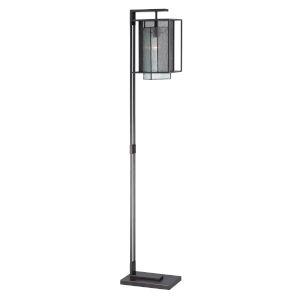 Silveny Mosaic 61-Inch One-Light Floor Lamp