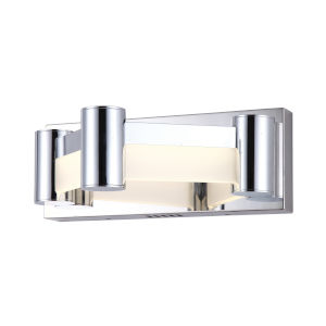 Kellen Chrome 13-Inch LED Wall Sconce