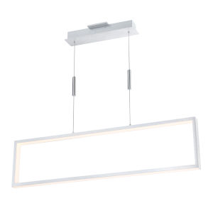 Pankler Aluminum 40-Inch One-Light LED Pendant