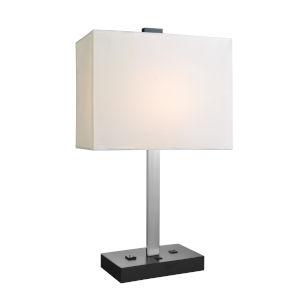 Maddox II Black One-Light Table Lamp