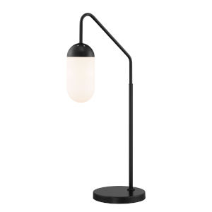 Firefly Frosted Eight-Inch One-Light Desk Lamp