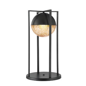 Sophiline Amber 26-Inch One-Light Table Lamp