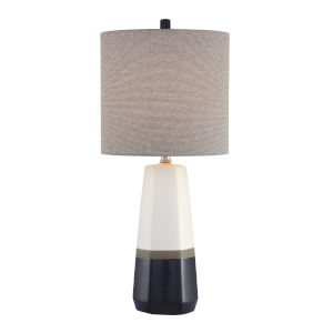 Balboa Gray 29-Inch One-Light Table Lamp