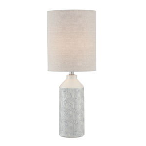 Grayton Light Beige 26-Inch One-Light Table Lamp