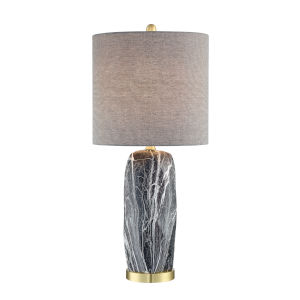 Coliseo Tan 29-Inch One-Light Table Lamp