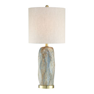 Coliseo White 29-Inch One-Light Table Lamp
