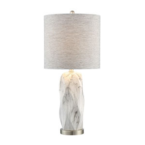 Coliseo Gray 29-Inch One-Light Table Lamp