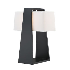 Plenn White 24-Inch One-Light Table Lamp