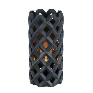 Wesler Black 13-Inch One-Light Table Lamp