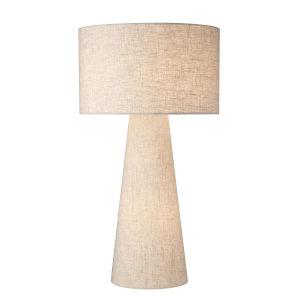Montebello Light Beige One-Light Table Lamp