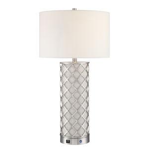 Verona Tan 30-Inch One-Light LED Table Lamp