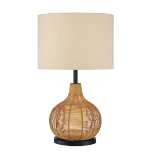 Paige Beige One-Light Table Lamp