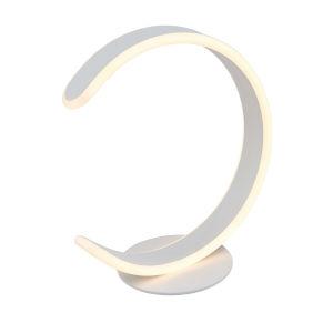 Luma White LED Table Lamp