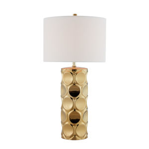 Godfried Gold One-Light Table Lamp