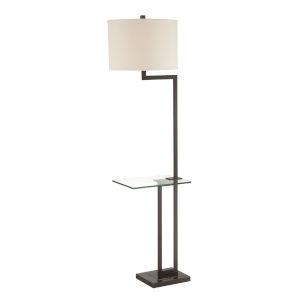 Rudko Dark Bronze 64-Inch One-Light Floor Lamp