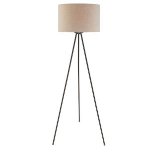 Tullio Dark Bronze 60-Inch One-Light Floor Lamp