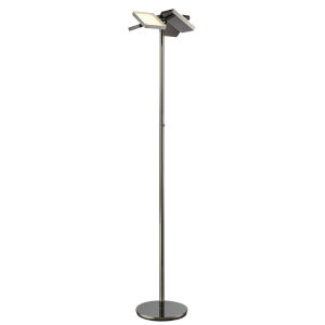 Lampard Gunmetal 71-Inch Four-Light LED Floor Lamp