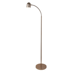 Tiara French Gold 51-Inch One-Light LED Floor Lamp