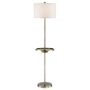 Tungsten White 62-Inch One-Light Floor Lamp