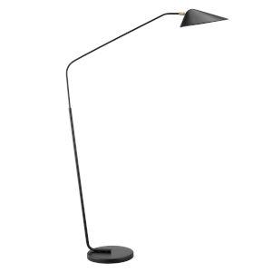 Jerome Black One-Light Floor Lamp