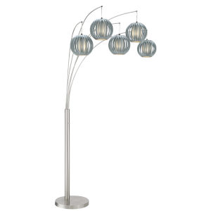 Deion Gray 90-Inch Five-Light Arch Lamp