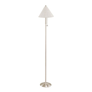 Starlight Silver 52-Inch One-Light Floor Lamp