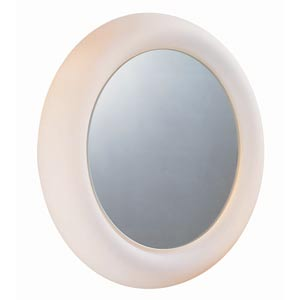 Oki Frost Two-Light Lighted Mirror