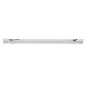 Slim Lite White 15.5-Inch Wide One-Light Fluorescent Undercabinet Light