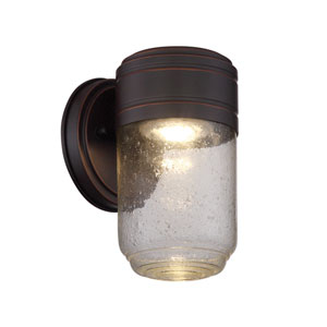 Raimi LED Dark Bronze One-Light Wall Sconce
