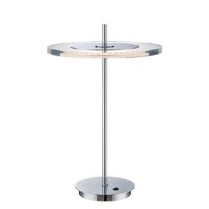 Otoniel Chrome LED Table Lamp