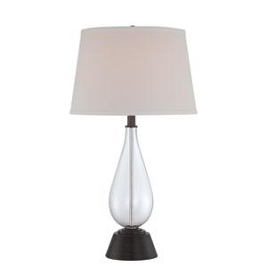 Pello Dark Bronze One-Light Table Lamp