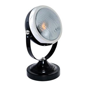 Headlite Black 11-Inch One-Light Desk Lamp