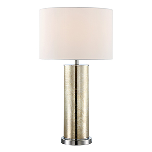Gordon Gold One-Light Table Lamp