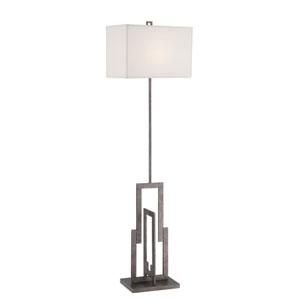 Mireya Dark Bronze One-Light Floor Lamp