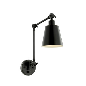 Norco Dark Bronze One-Light Wall Lamp