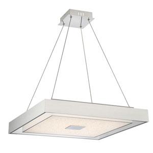 Halona Chrome 65-Inch LED Pendant