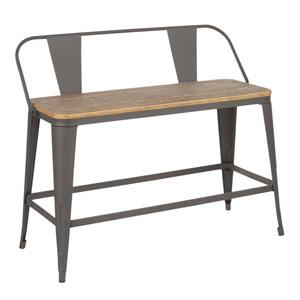 Oregon Gray Bench
