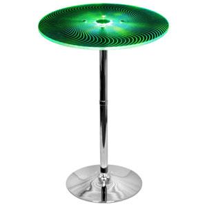Spyra Multi Phasing LED Bar Table