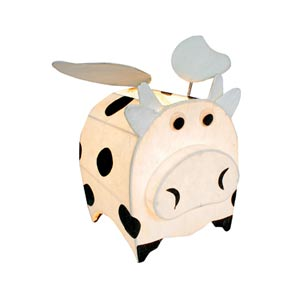 Night Time Pals Cosmo the Cow with Wings Lamp