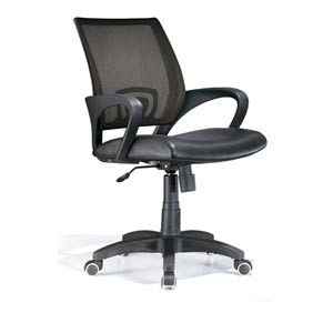 Officer Black Office Chair