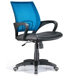 Officer Blue Office Chair
