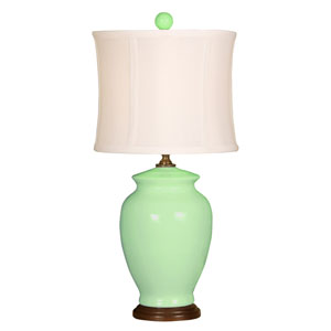 Splash Aegean One-Light 18-Inch Table Lamp