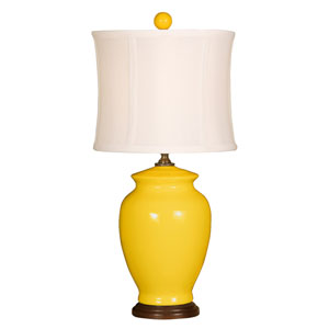 Splash Mimosa One-Light 18-Inch Table Lamp