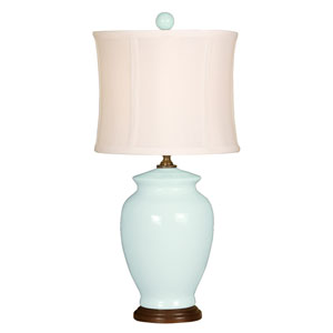 Splash Sky One-Light 18-Inch Table Lamp