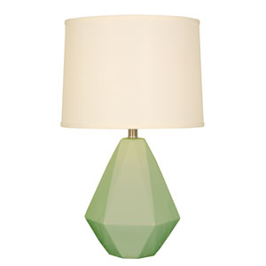 Splash Moss One-Light 24.75-Inch Table Lamp