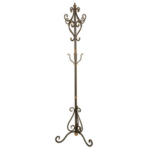 Oil Rubbed Bronze Coat Tree